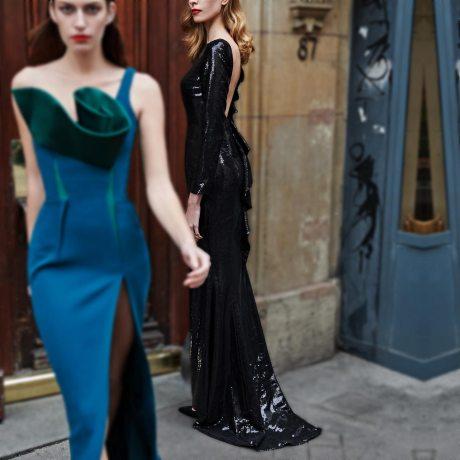 Look 16   Long Dress