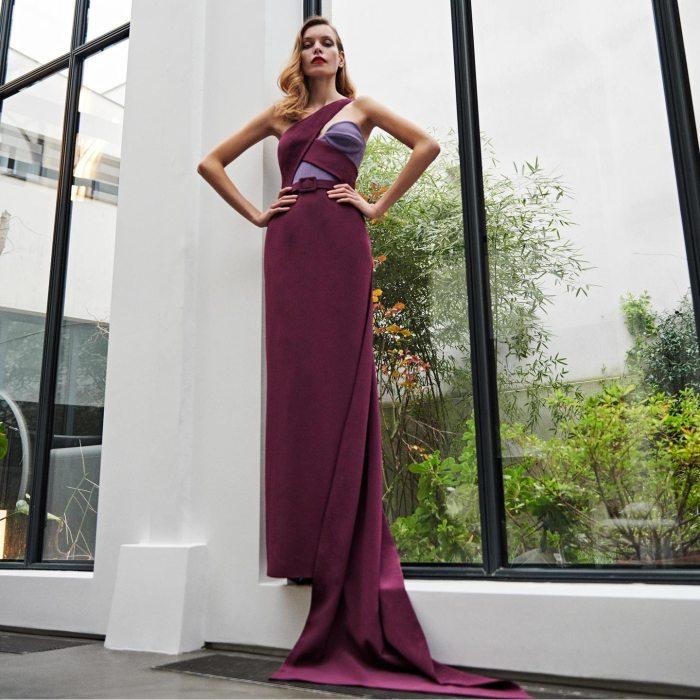 Look 7   Long Dress
