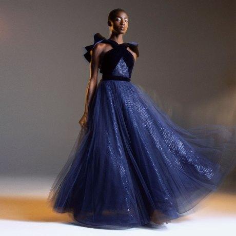 Look 30 - Long Dress