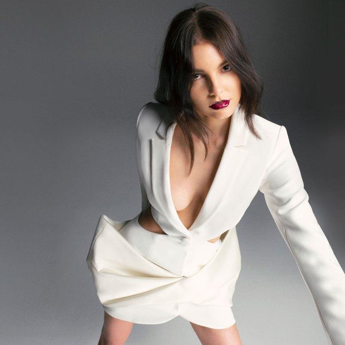 Look 3 - Short Dress