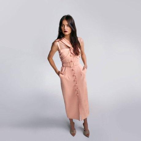 Look 4 - Midi Dress