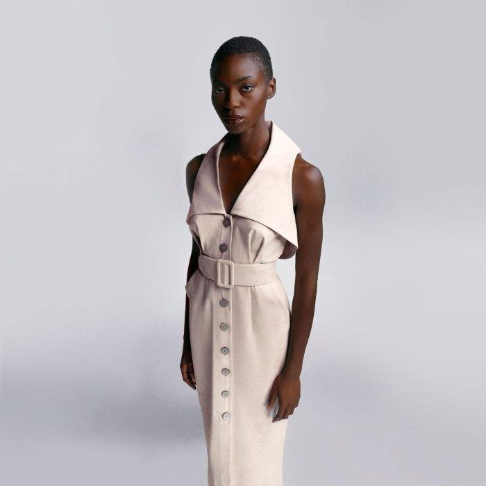 Look 5 - Midi Dress