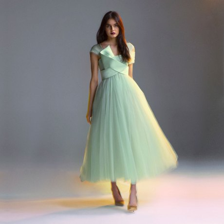 Look 14 - Midi Dress