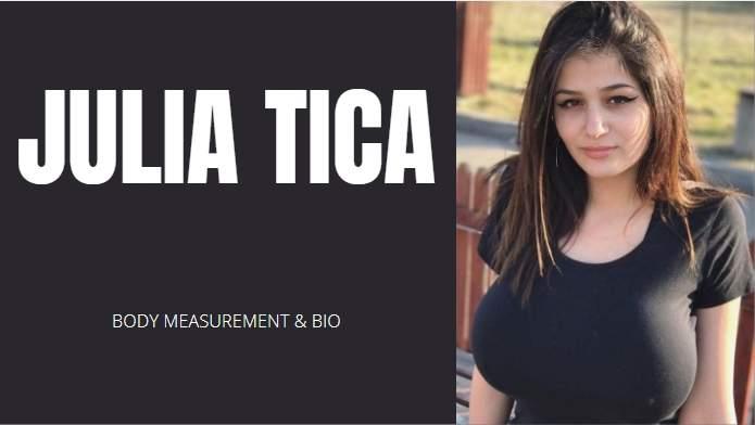 Julia Tica bra size