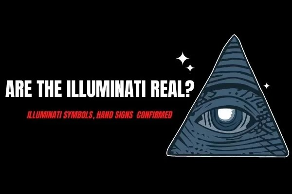 ARE THE ILLUMINATI REAL
