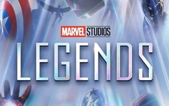Index of Marvel Studios Legends 2021