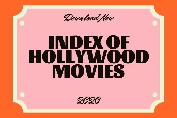 index of hollywood movies
