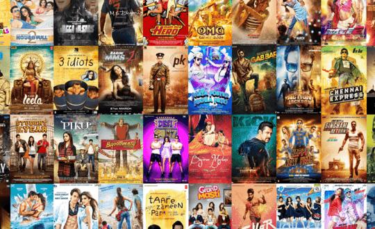 Index of Hindi Movies