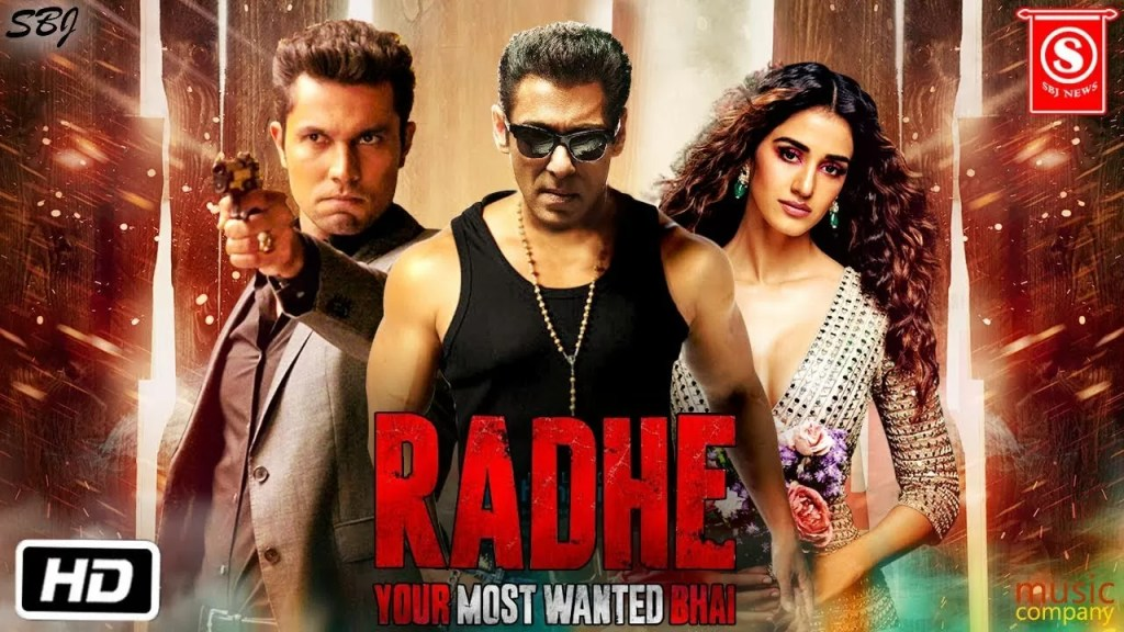 Index of Radhe: Your Most Wanted Bhai