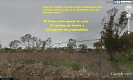 Venta Exclusiva Solar 2.100m² - StreetViewTerreno