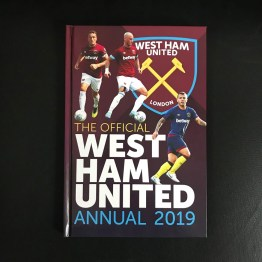The Official West Ham United Annual 2019