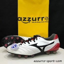 Mizuno Monarcida NEO Wide FG - Giày đá bóng chính hãng - Azzurro