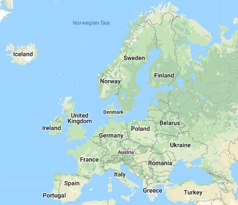 Best of Europe - Private car tours | Azzurytt tailor made itinerary planning