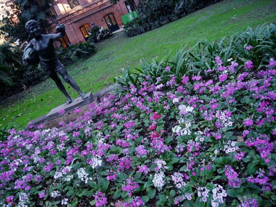 Jardín Botánico de Buenos Aires Foto
