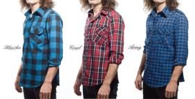 Camisas, por Revólver