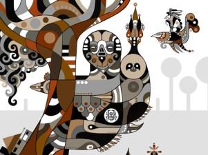 The Ark Project - Perezoso, por Chamarelli (Brasil)