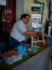 Cooperativa de productores de pollo y huevos de campo