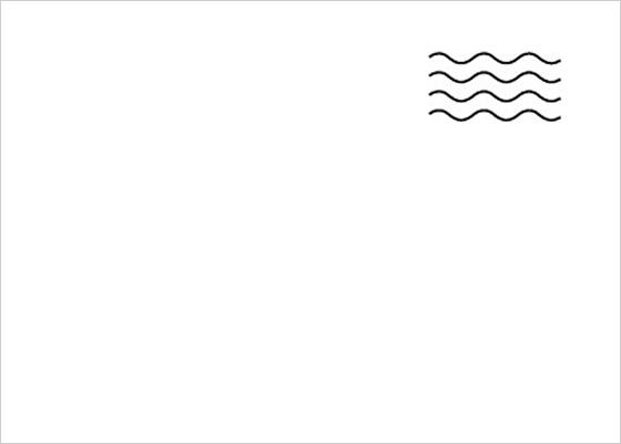 Correspondencia magazine logo. Image