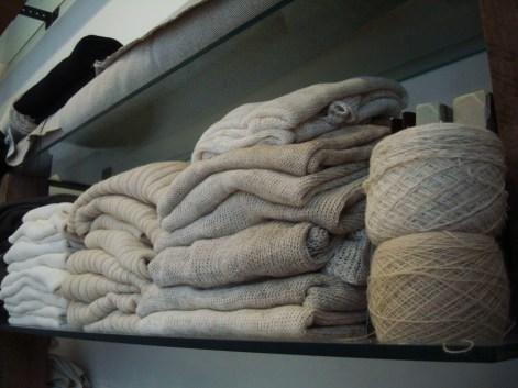 Sweaters de fibras naturales de Cúbreme