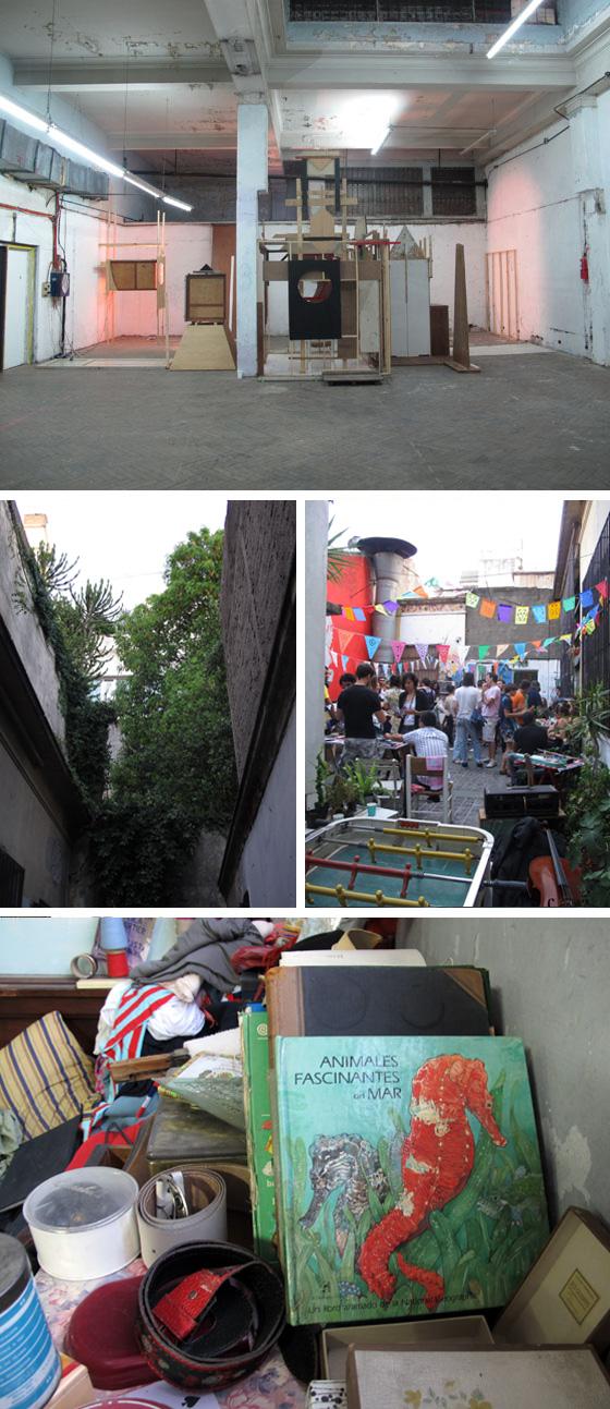 Fotos del espacio La Fábrica. Foto.
