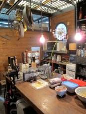 Cocina de la casa de Guillermina en Maschwitz