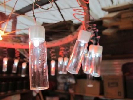 Experimentos con LEDs 2