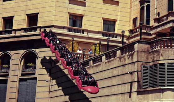 "Captura del video ""Inception park Buenos Aires"""