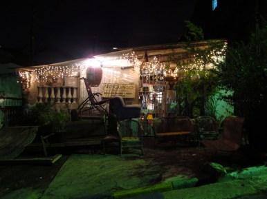 Un anticuario en Vila Madalena, Sao Paulo