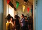 Fiesta de presentación del Anuario de Ilustradores 2012 en Caballito. Foto