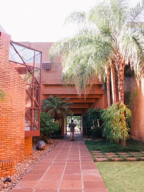 Museo del barro en Asunción, Paraguay. Fotos