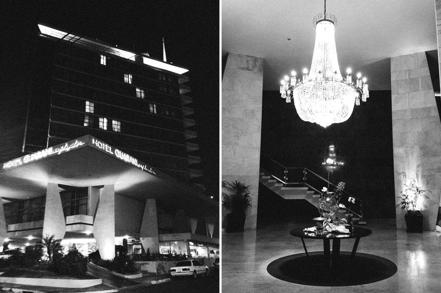 Hotel Guaraní en Asunción, Paraguay. Fotos
