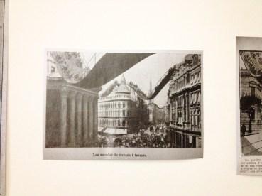 Buenos Aires del futuro: Ilustración de Revista Caras y Caretas #601 (1910)