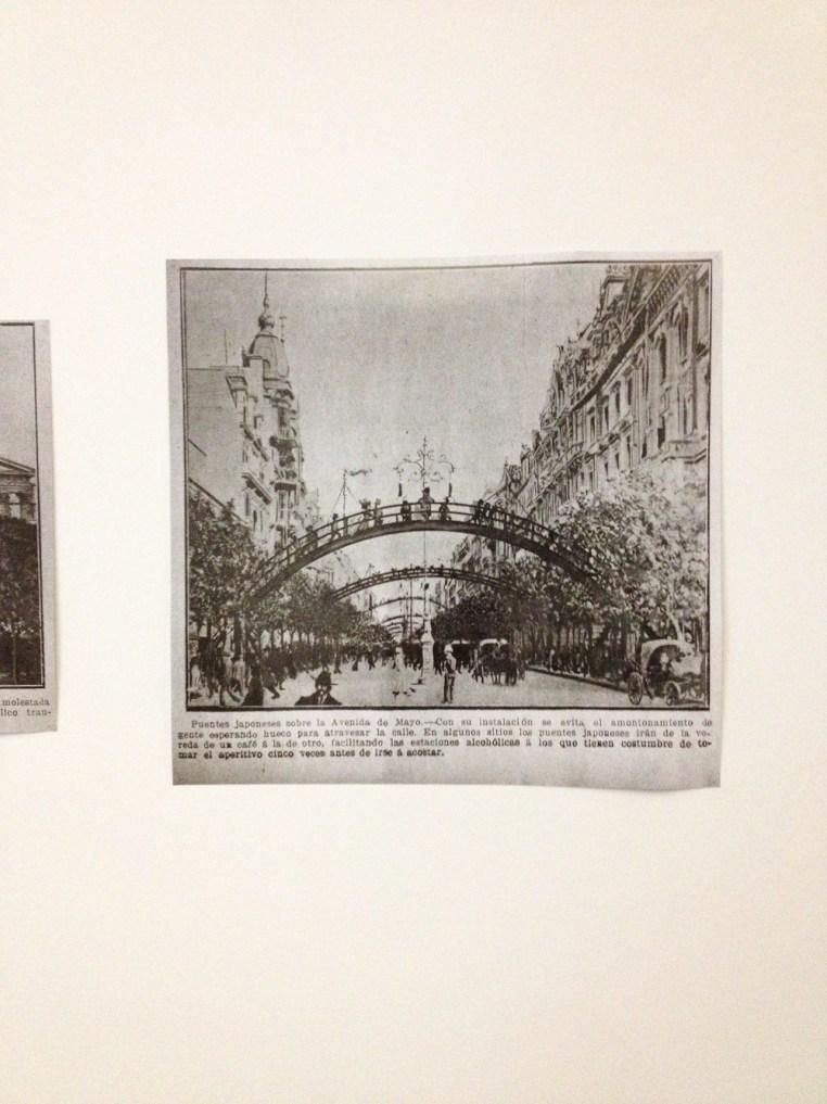 Buenos Aires del futuro: Ilustración de Revista Caras y Caretas #779 (1913). Foto