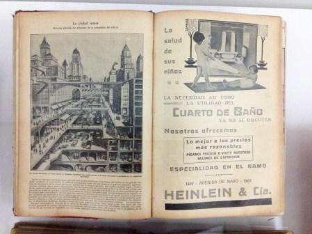 La ciudad futura: Imaginaciones de Buenos Aires. Foto