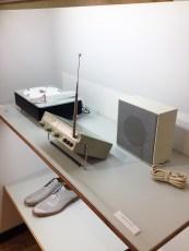 Exposición de electrodomésticos Braun en Paul Smith Covent Garden. Foto