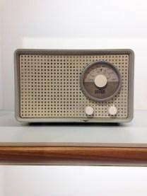 Radio Braun en Paul Smith. Foto