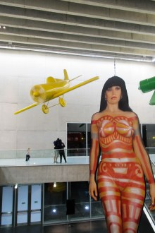 Muestra 'El espíritu Pop' en el MAR. Foto