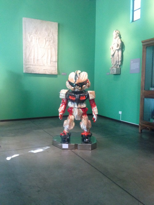 Museo de calcos y escultura Ernesto de la Cárcova en Puerto Madero. Foto