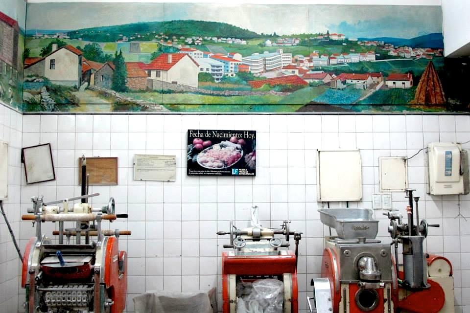 Fábrica de pastas - Referencia fotográfica del periódico Amo Villa Crespo. Foto