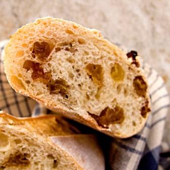Pan de semolín. Foto