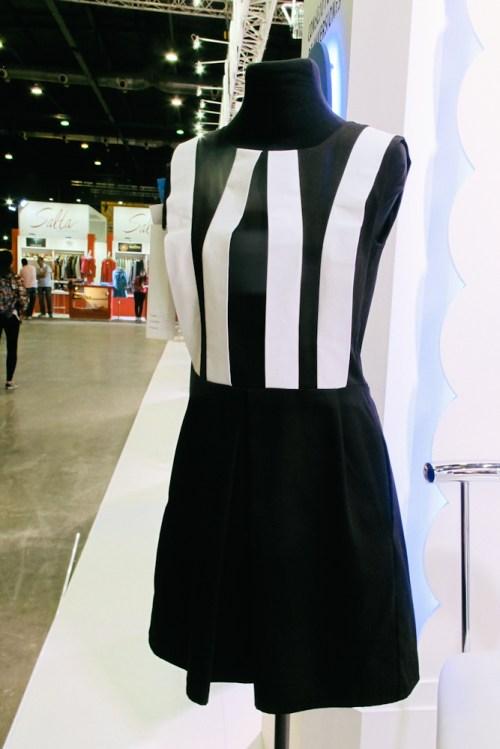 Puro Diseño 2015 - Vestido de Nicéfora, marca tucumana. Foto