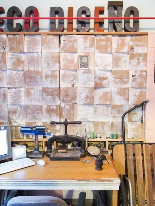 Taller de Salvador, marca de Matías Flocco. Foto