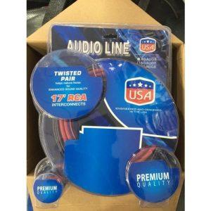 audio line kit
