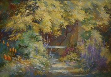 70 x 100 Jardin sauvage (E)