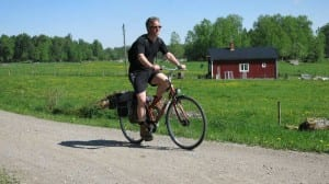 Plenty of time for exploring the region by bike