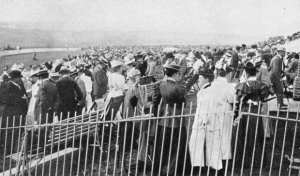 1896 Lewes Club Enclosure. Image used with permission from www.lewesracecourse.com