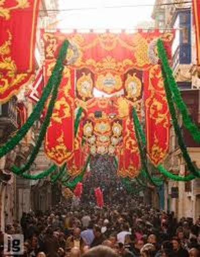MalDia 09 (03-09-14) festa day in Senglea