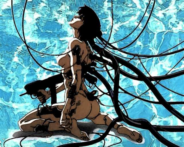 Ghost In The Shell Wallpaper 126 B C Ing U Com