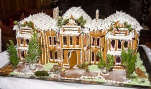 Gingerbread replica Welcombe Hotel_Tysalls Photography