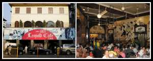 The celebration of Life continues at Leopold Café